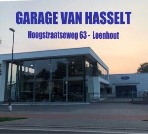 Garage M. Van Hasselt BVBA