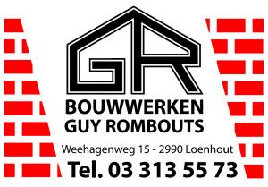 Bouwwerken Guy Rombouts
