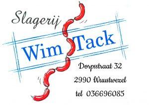 Slagerij Wim Tack