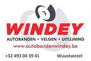 Autobanden Windey