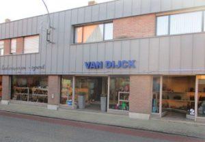 Van Dijck schoenen lederwaren